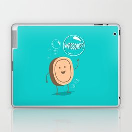 Wassoap?  Laptop & iPad Skin