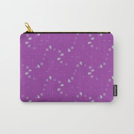 Simple Geometric Pattern 3 itp Carry-All Pouch