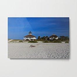 Boca Grande Lighthouse VIII Metal Print