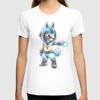 projectrocket T-shirts featuring Isn't he Ad-AURA-ble? by Randy C
