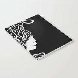 Iconia Girls - Ella Black Notebook