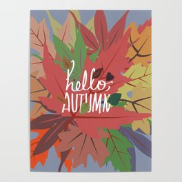 Fall Poster