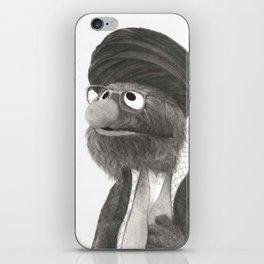 And on the earth are signs for the certain, and in yourselves. Then will you not see? iPhone Skin