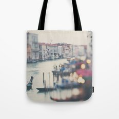winter in Venice ... Tote Bag