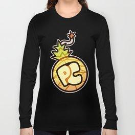 Pineapple Crew Long Sleeve T-shirt