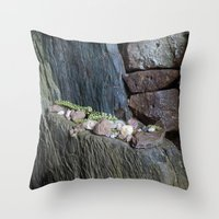 pagan Throw Pillows featuring Pagan offering by PICSL8