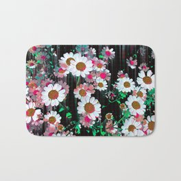 When I Was Counting Flowers Bath Mat