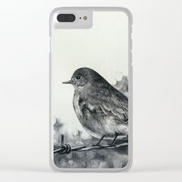 Mirada Clear iPhone Case