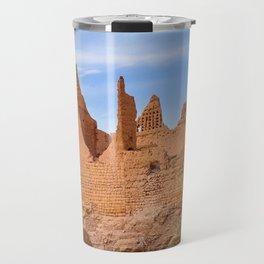Ruins of Turaif Palace Travel Mug