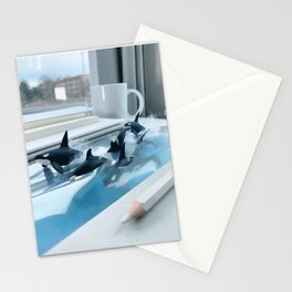 Family lunch Stationery Cards