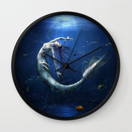 Another miss-understood world Wall Clock