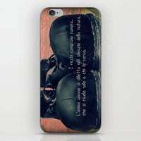 chaplin iPhone & iPod Skins featuring CHAPLIN by Ginevra