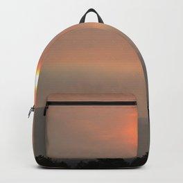 Smoky Sunrise, Flathead Lake, MT Backpack