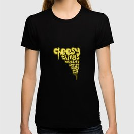 Cheesy love T-shirt