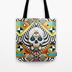 Skullture Tote Bag