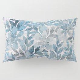 watercolor Botanical garden II Pillow Sham