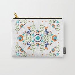 Hungarian folk art Carry-All Pouch