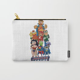 Justice League of Muppets Carry-All Pouch