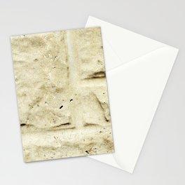 Concrete Blocks Stationery Cards