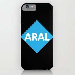 Aral iPhone Case