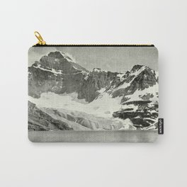 Mount Biddle and Lake McArthur Carry-All Pouch