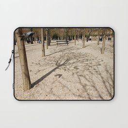 Tree & Shadow Laptop Sleeve