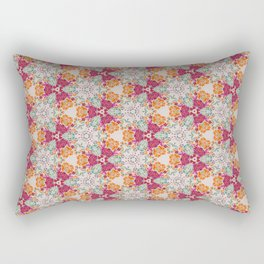 flowers bouquet Rectangular Pillow
