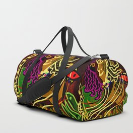 The Piano Girl / Memories / Follies Collection Duffle Bag