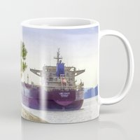 ohio Mugs featuring UBC Ohio by August Landscapes