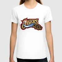 philadelphia T-shirts featuring Philadelphia 86ers by ARMADA Industries