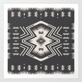 COLORADO ONYX Art Print