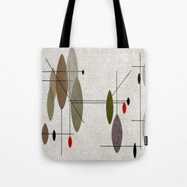 Hanging Orbs Tote Bag