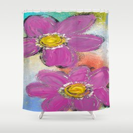 GARDEN DELIGHT Shower Curtain