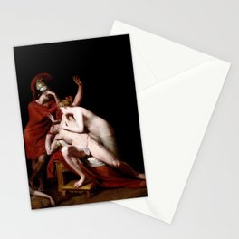 The Loss of Patroclus Stationery Cards
