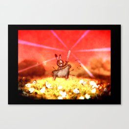 THE OBVIOUS CHILD PRINT #1 Canvas Print