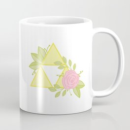 Garden of Power, Wisdom and Courage Coffee Mug