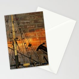 Industrial Hodge Podge Stationery Cards