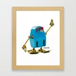 TE-GE Framed Art Print
