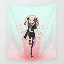 ☽ Pretty Soldier ☾ Wall Tapestry