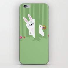Easter Bunnyville iPhone & iPod Skin