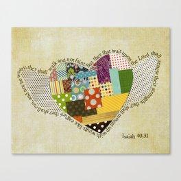 Isaiah Canvas Print