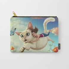 Catsy Carry-All Pouch