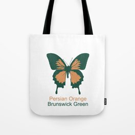 Ulysses Butterfly 10 Tote Bag