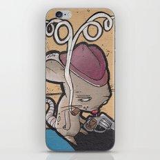 Hapless Grifter iPhone & iPod Skin