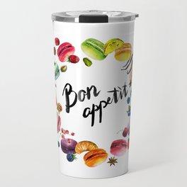Bon Appetit Travel Mug