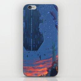 Monolith Terminal iPhone Skin