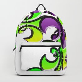 Five Nola Flowers Backpack