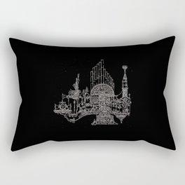 Relics Rectangular Pillow
