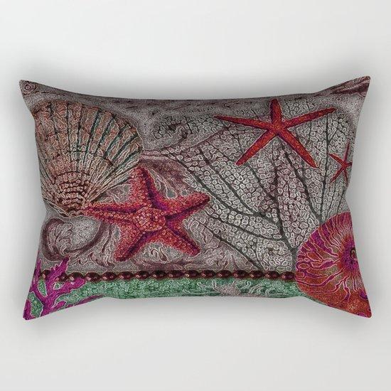 Under The Sea Rectangular Pillow