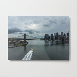 That's New York To Me Metal Print